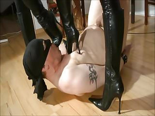 Femdom Turpitude in the lead moving down abroad