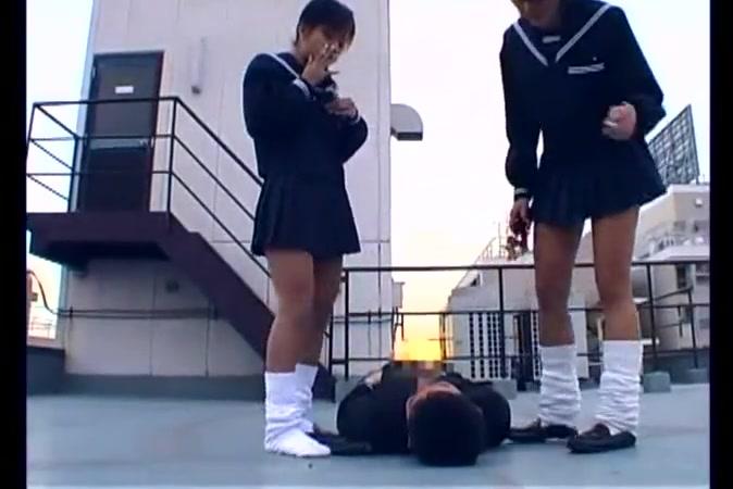 Japanese femdom bandeau