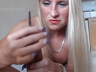 german dominatrix brutal cockmilking