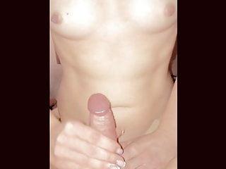 Norwegian hotty pegging her boyfriend