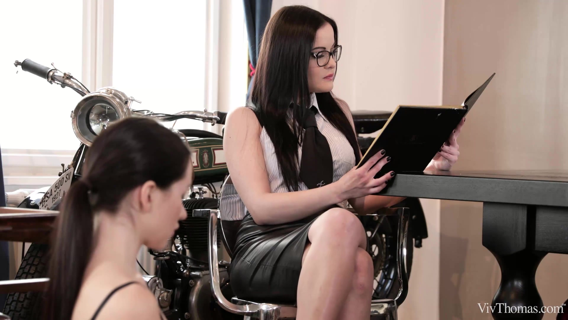 VivThomas - Dolly Diore - Sasha Rose Dark Desires Episo