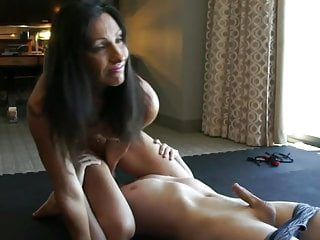 Mixed Sex-Wrestling Possession