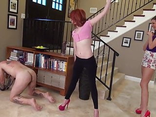 Twosome young mistresses breakage attendant wide of inflaming