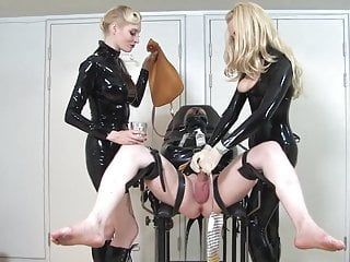 rubber gyno opportunity