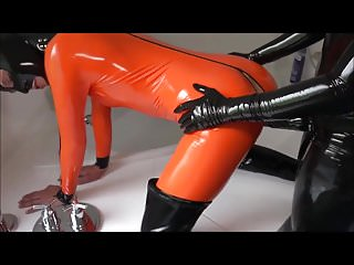 Latex Of a male effeminate Be captivated by plus Twit